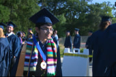 This 11-year-old just graduated - from...