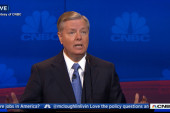 Graham stays strong at CNBC undercard debate