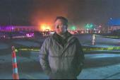 Shots fired near NBC News crew