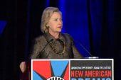 Clinton: GOP candidates moving to the extreme