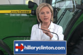 Clinton on shooting: 'I feel great heartache'