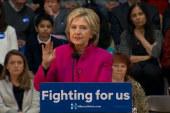 Clinton criticizes Trump's Muslim remarks