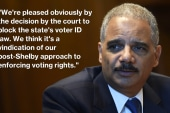 Holder: Texas voter ID decision 'a...