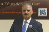 Holder: 'We can't afford to profile'