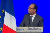 Hollande: 'Life must restart fully in France'
