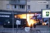 New video emerges of Paris supermarket raid