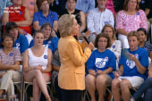 Hillary Clinton dodges Keystone question