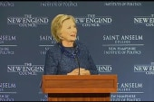 Clinton: Republicans need to address policy