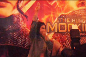 Student detained at 'Hunger Games' opening