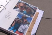 Boyfriend pays tribute to slain journalist