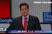 Rubio and Cruz clash over stances on...