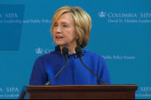 Hillary Clinton bashes 'mass incarceration'