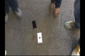 First iphone 6 owner drops phone