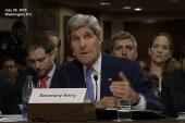 Sen. committee grills Iran deal supporters
