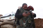 Father, daughter reunited to fight ISIS