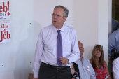Jeb Bush calls Confederate flag 'racist'...