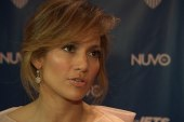 Jennifer Lopez talks about border crisis