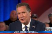 Best of John Kasich's MSNBC Town Hall
