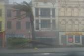 NOLA's Canal Street endures Katrina landfall