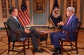 Kerry on Iran deal, immigration reform