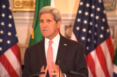 Kerry: No military solution to conflict in...