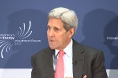 Kerry 'astounded' by climate change deniers