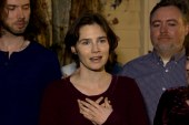 Amanda Knox: 'Grateful to have my life back'