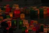 Lanterns mark 70 years since Hiroshima...