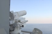 Zap! US Navy tests new laser cannon