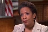 Exclusive: AG Lynch on Ferguson,...