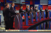 The best of Tuesday's main GOP debate
