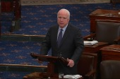 McCain voices support of torture report...