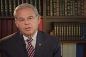 Sen. Menendez: 'Today is a difficult day'