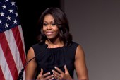 'Show off': Michelle Obama's advice for...