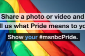 Happy Pride Month from msnbc!