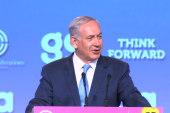 Israeli PM speaks at JFNA assembly