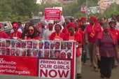 Procession marks 1 year of #BringBackOurGirls
