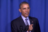 Obama talks climate, immigration at OFA event