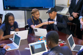 Obama to coder: Go slow, 'I'm an old man'
