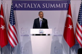 Pres. Obama's full G20 speech on ISIS attacks