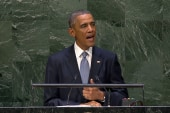 Obama vows US engagement in Iraq and Syria