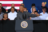 Obama jokes about past presidents in Alaska