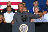 Obama reveals 'climate resilience' plan