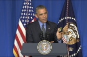 Obama: Too much blood has been shed in Syria