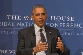 Obama advocates staying true to yourself