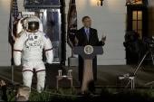 President Obama: 'I love Astronomy Night'