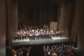 Metropolitan Opera performs French anthem