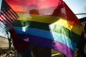 California college makes LGBT history