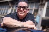 OITNB star confronts anti-gay preacher