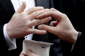 Pastor, 96, marries son, loses his credential